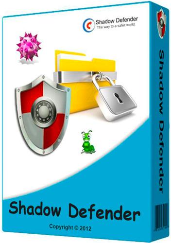 Shadow Defender - утилита для защиты операционной системы Windows